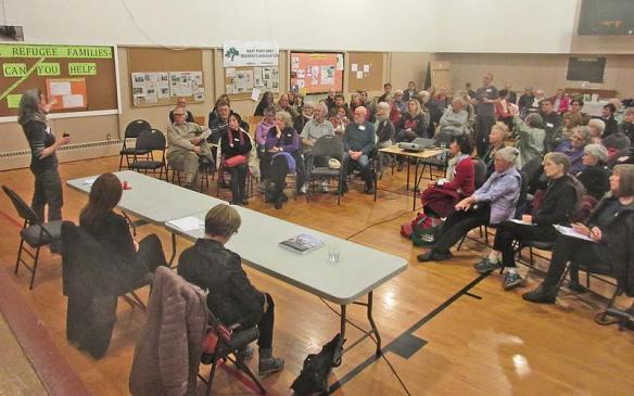 Nov.18 2015 Neighbourhood Meeting